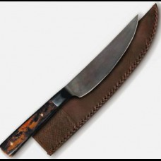 Roach Belly Knife with Sheath