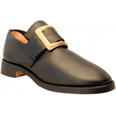 Barbara Shoe Smooth Black 10% off msrp