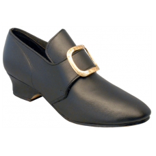 Connie Shoe Smooth Black 7% off msrp