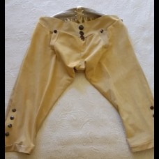 Breeches 18th Century Style Sueded Leather Kit