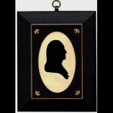Silhouette George Washington New